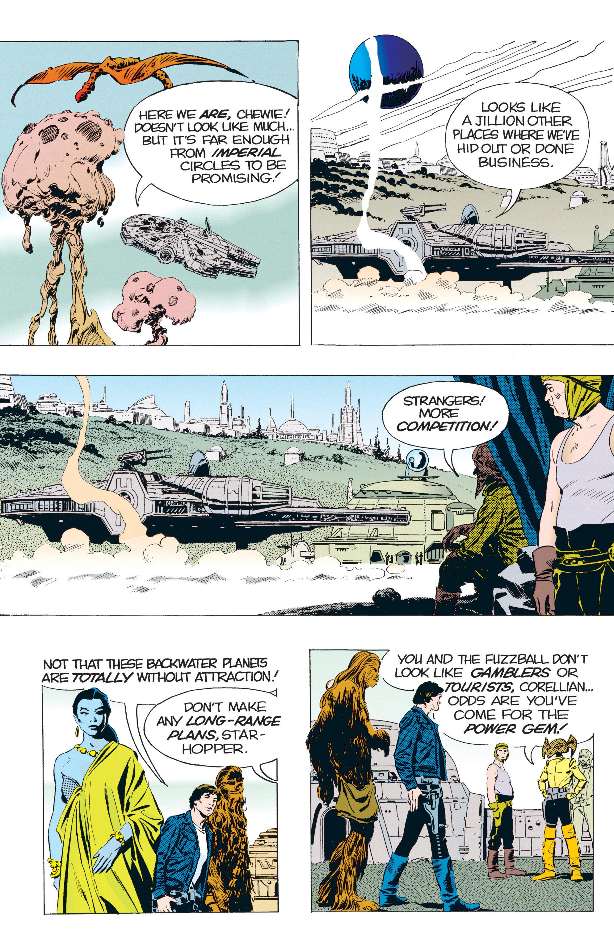 Classic Star Wars #11 #11 - English 20