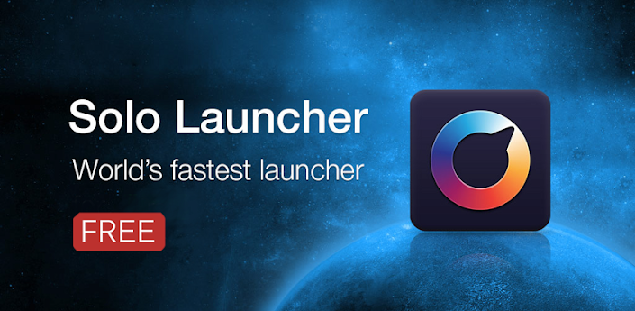 Solo Launcher (Theme+Wallpaper) v1.1.3