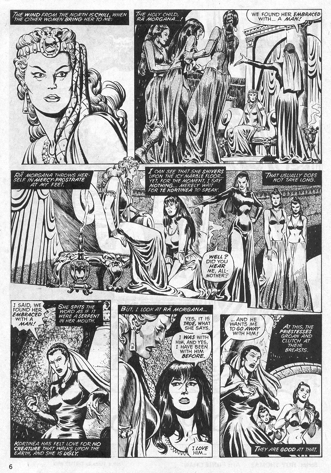 The Savage Sword Of Conan Issue #29 #30 - English 6