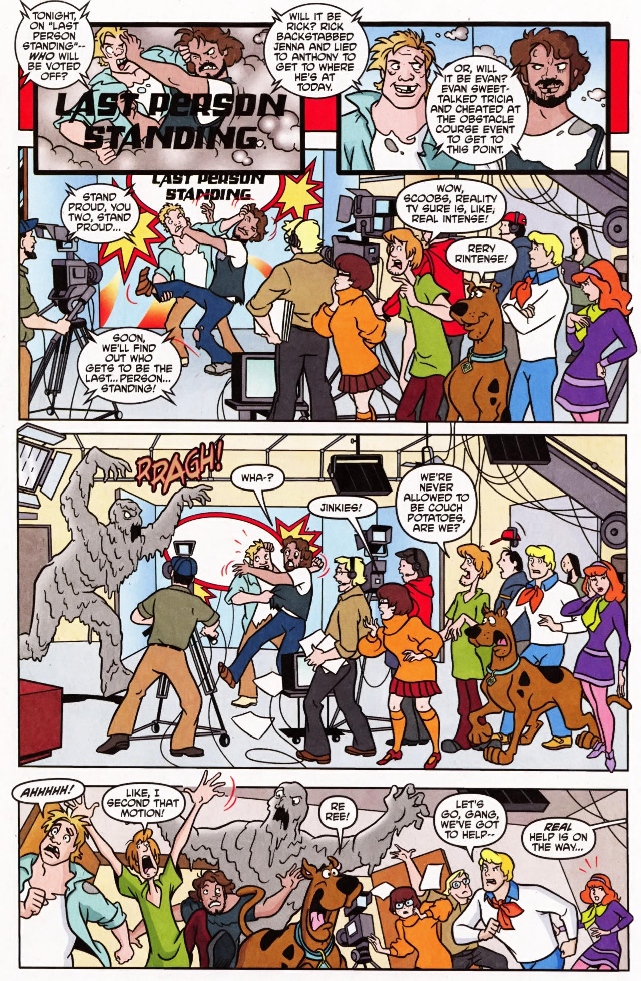 Read online Scooby-Doo (1997) comic -  Issue #133 - 10