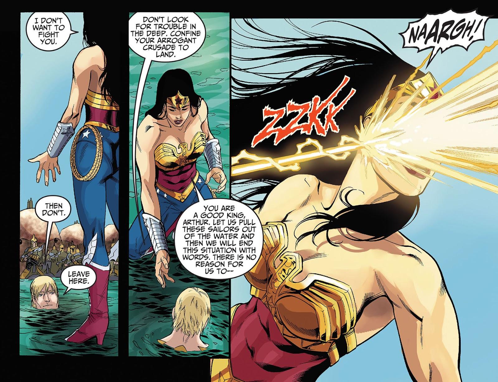 Injustice: Gods Among Us [I] Issue #10 #11 - English 20