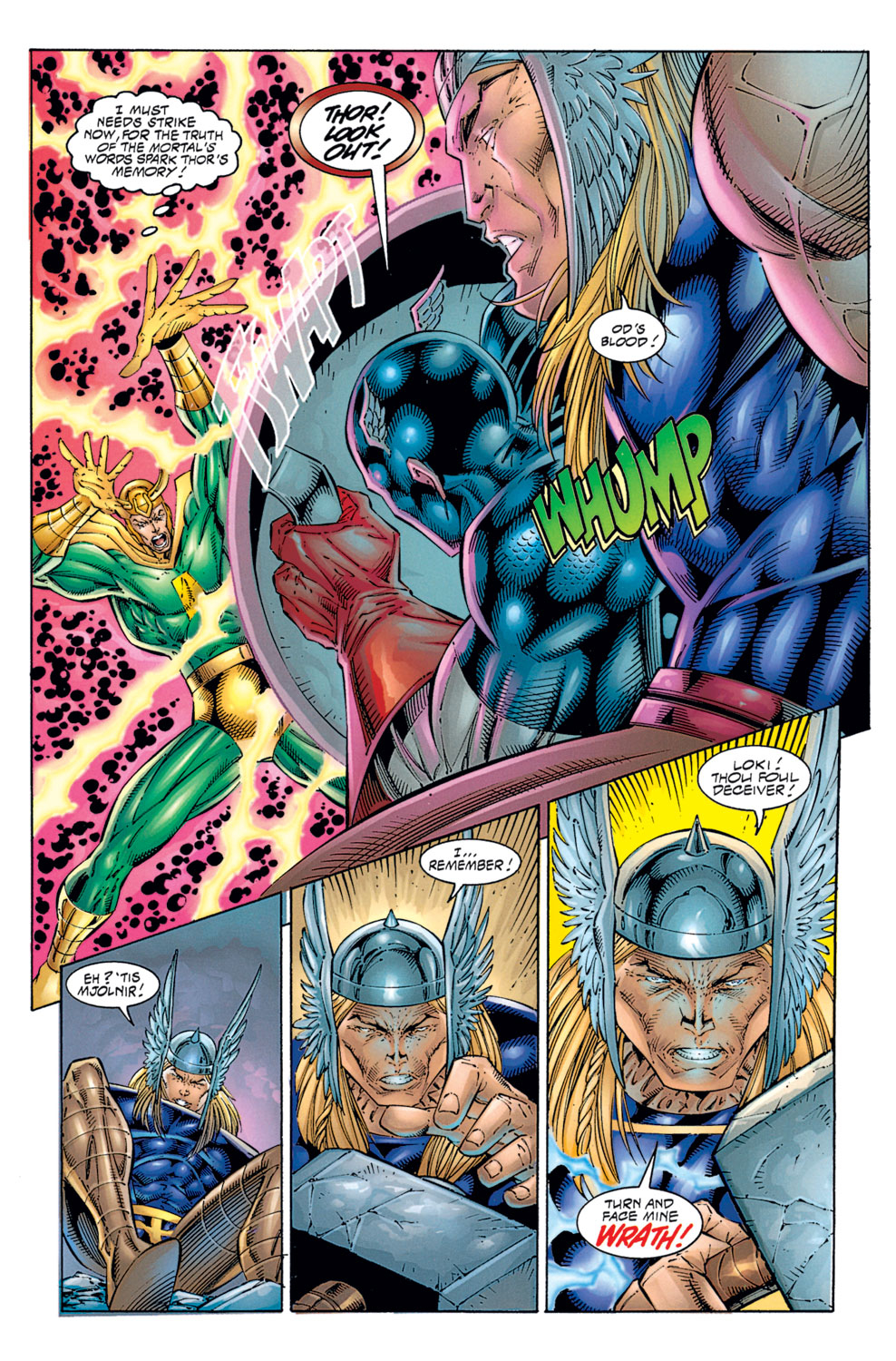 Read online Avengers (1996) comic -  Issue #1 - 28