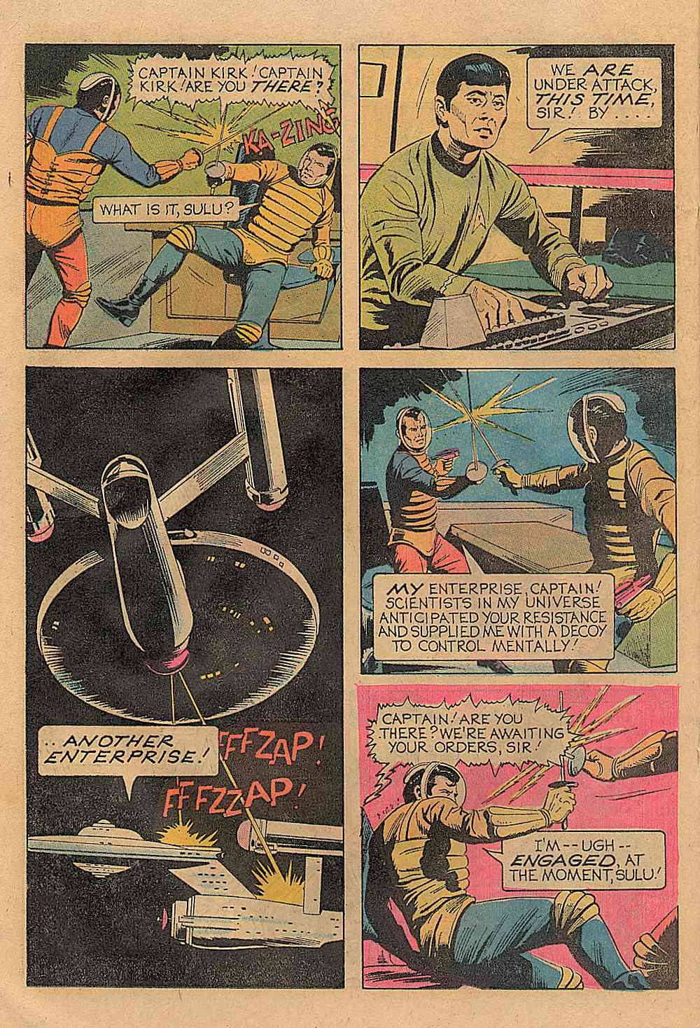 Star Trek (1967) Issue #33 #33 - English 17
