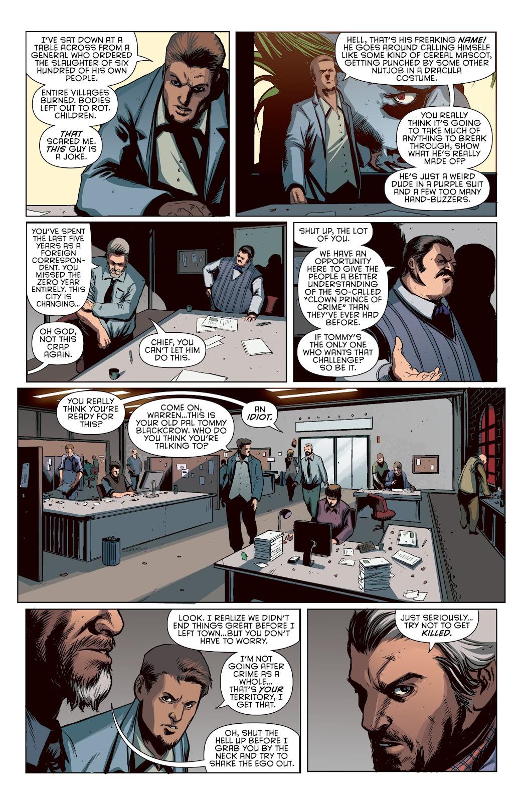 Batman (2011) Annual 3 #13 - English 6