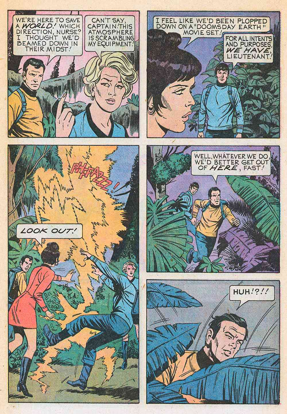 Star Trek (1967) Issue #30 #30 - English 7