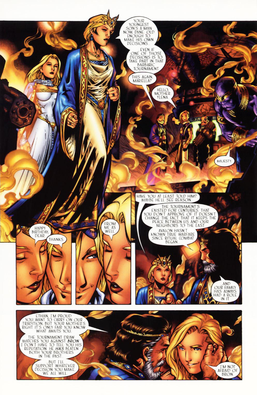 Read online Scion comic -  Issue #1 - 14