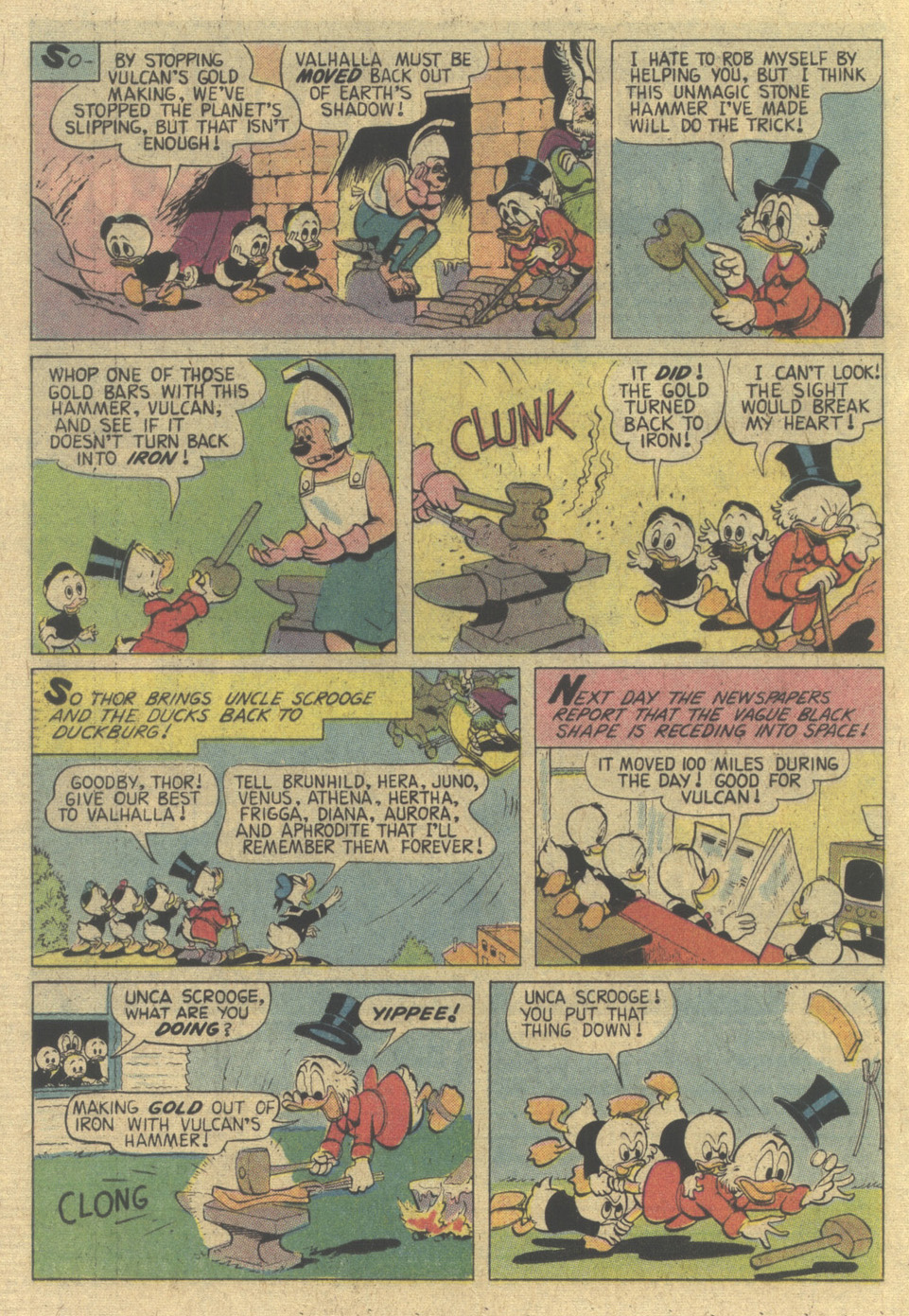 Uncle Scrooge (1953) Issue #147 #147 - English 20