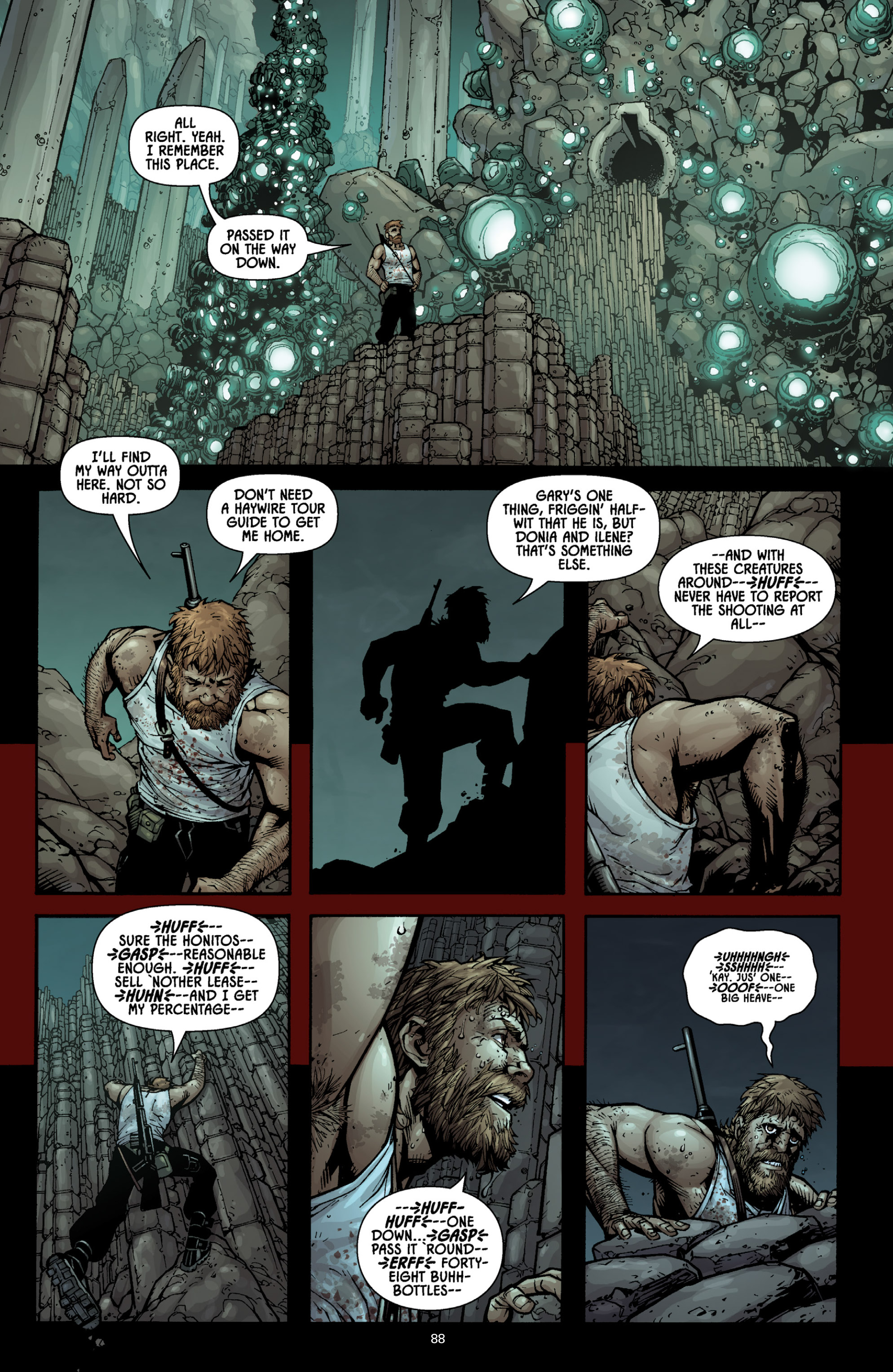 Aliens (2009) TPB Page 82