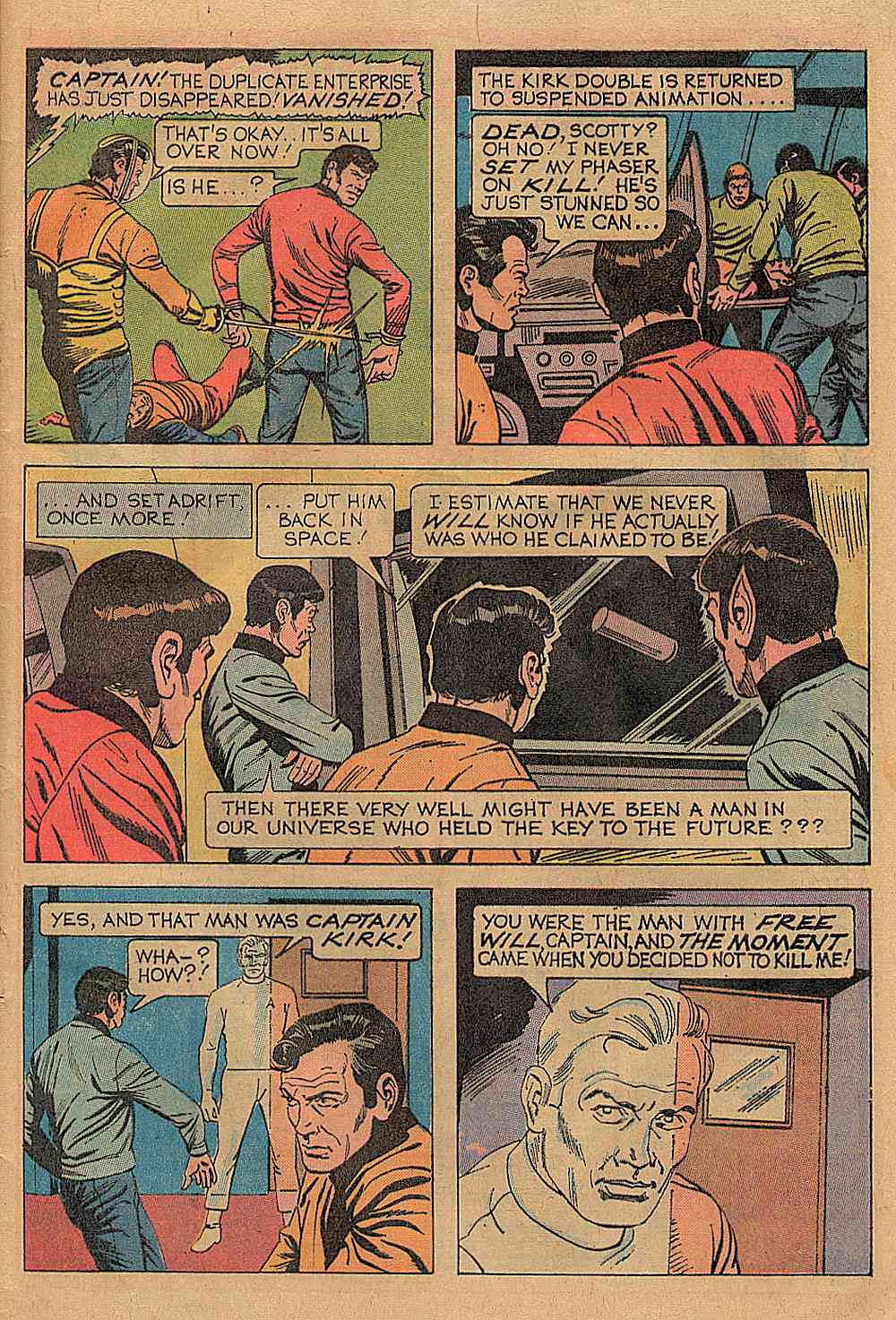 Star Trek (1967) Issue #33 #33 - English 23