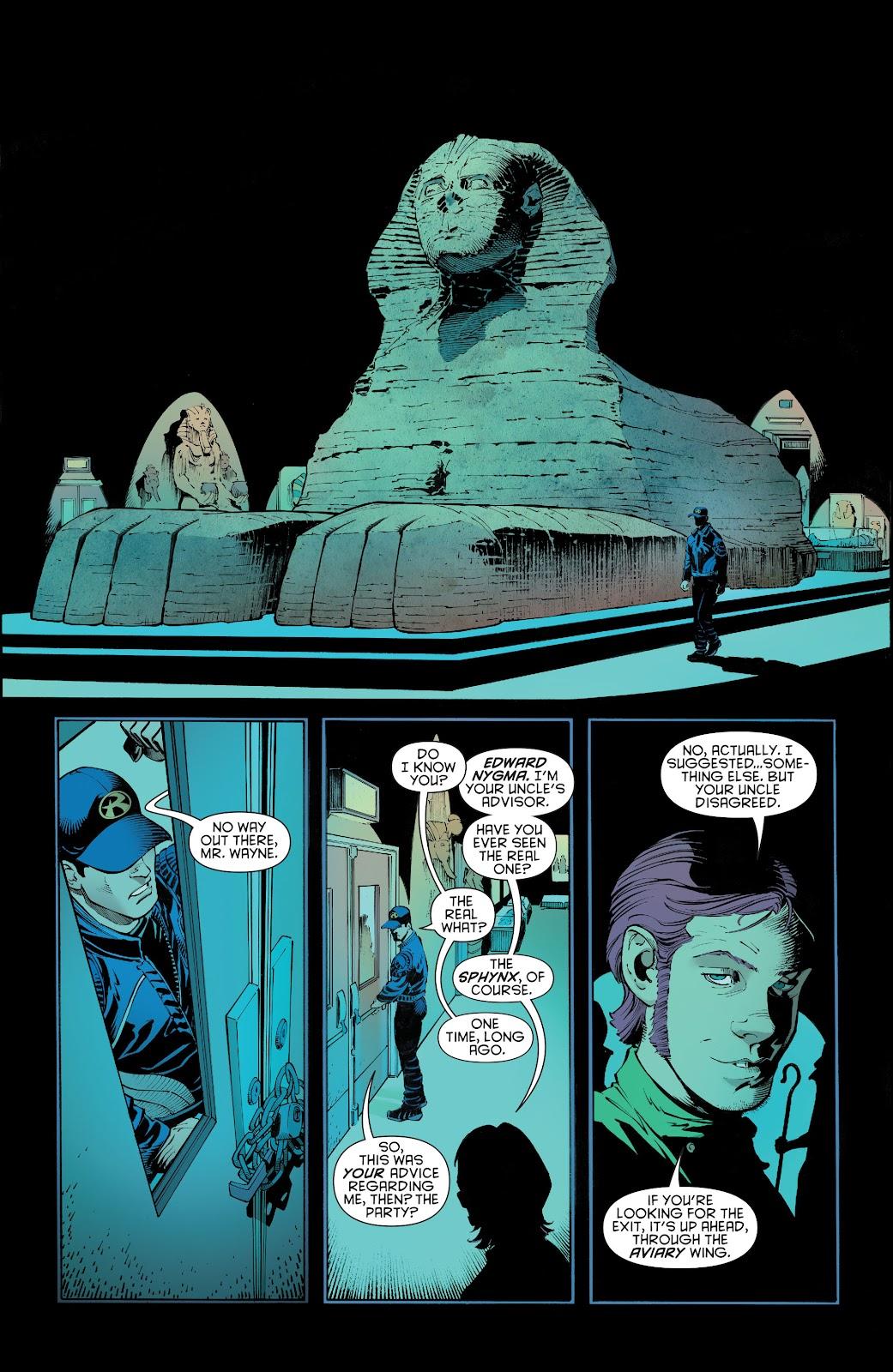 Batman (2011) Issue #22 #37 - English 19
