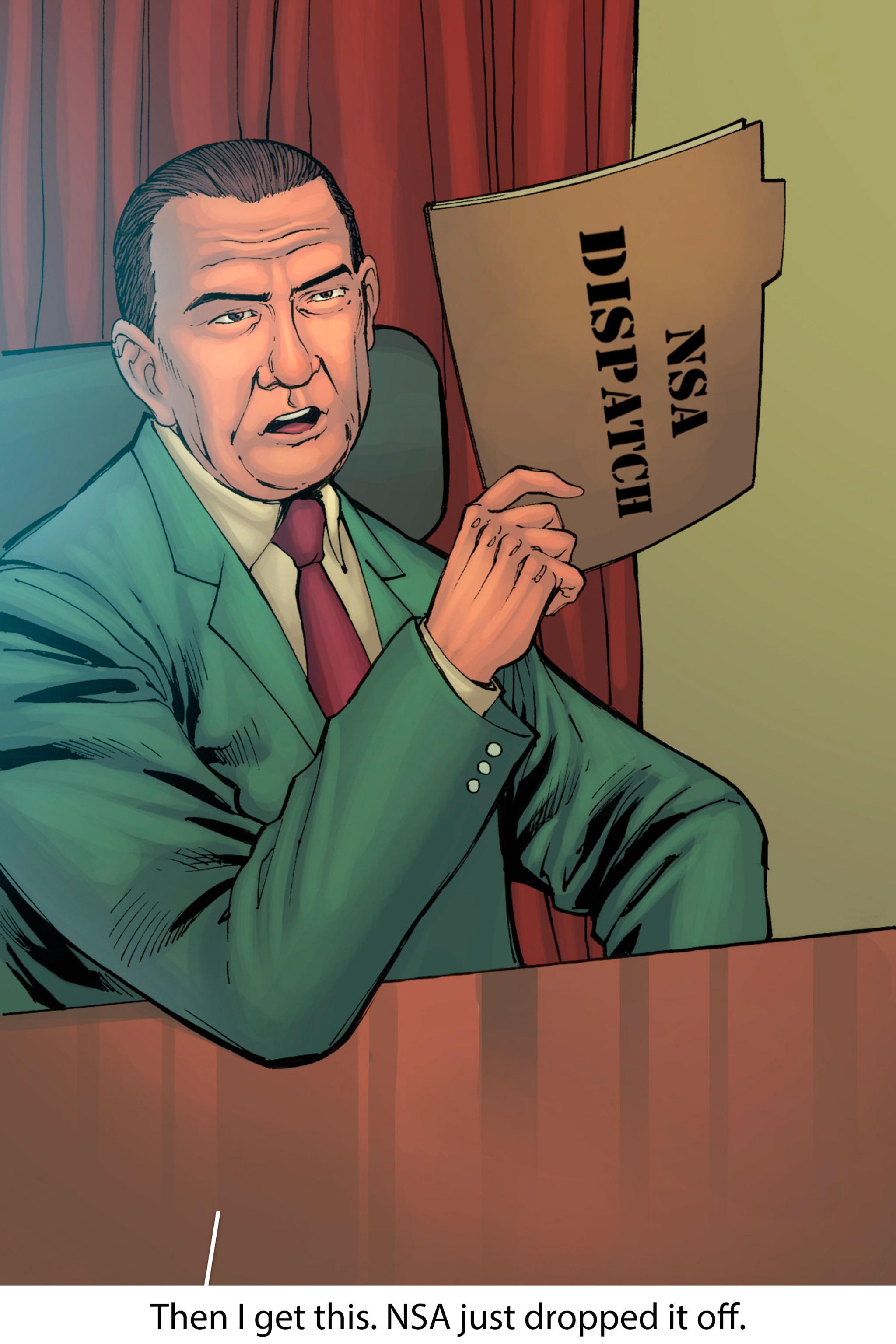 Read online Z-Men comic -  Issue #1 - 47