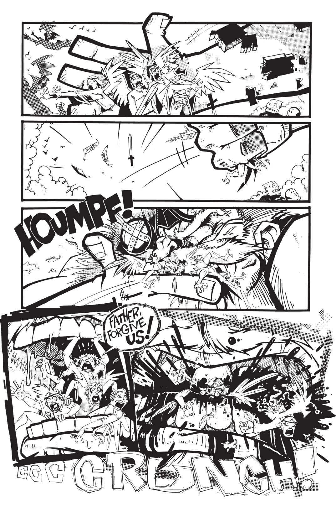 Read online Scud: The Disposable Assassin: The Whole Shebang comic -  Issue # TPB (Part 4) - 125