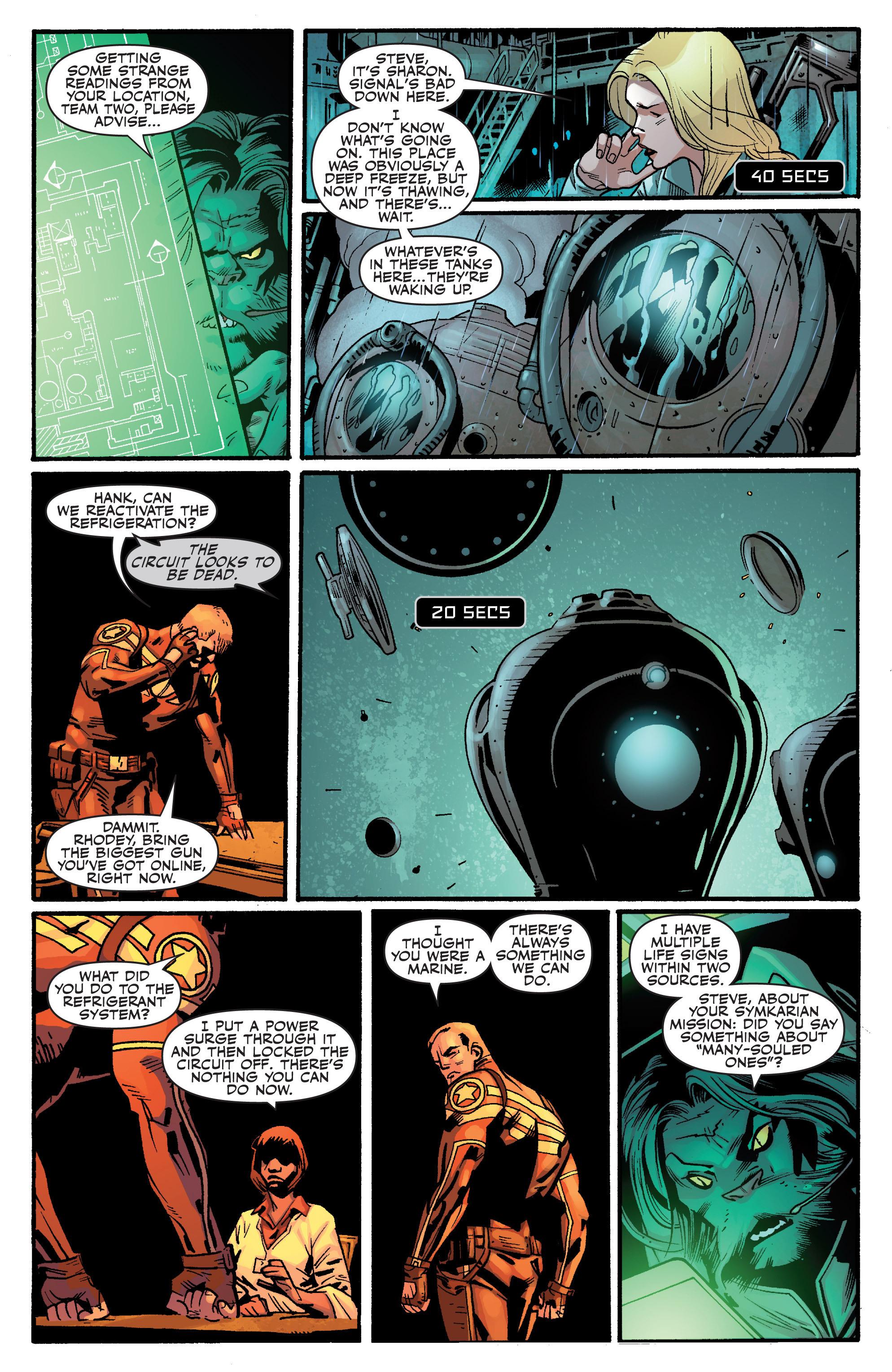 Read online Secret Avengers (2010) comic -  Issue #21 - 11