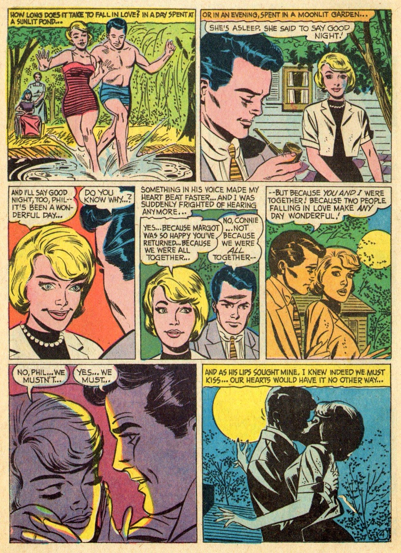 Read online Secret Hearts comic -  Issue #119 - 12