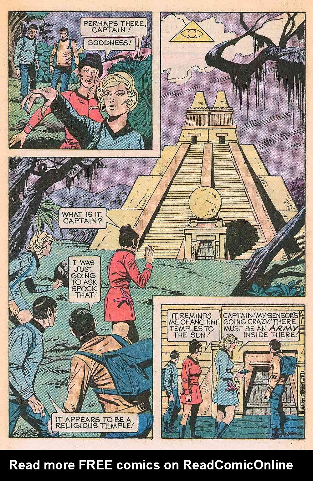 Star Trek (1967) Issue #30 #30 - English 9