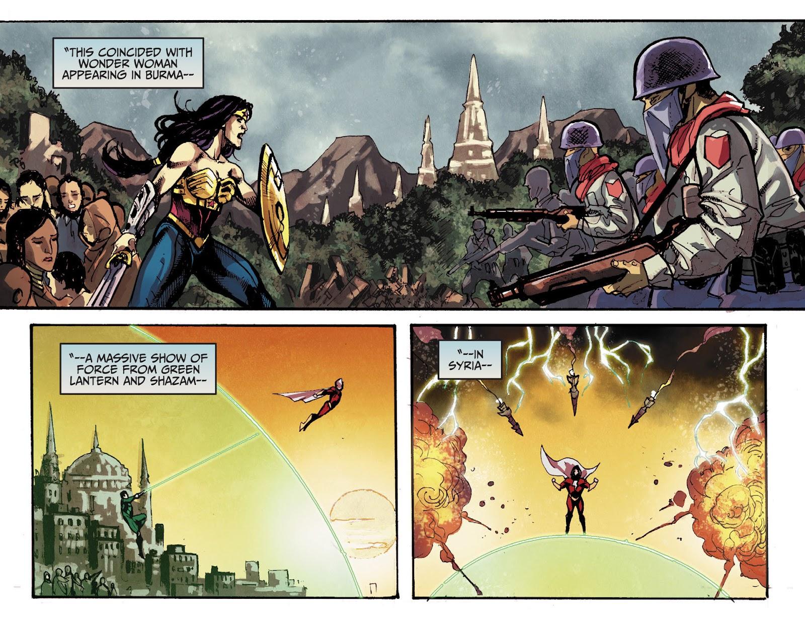 Injustice: Gods Among Us [I] Issue #18 #19 - English 9