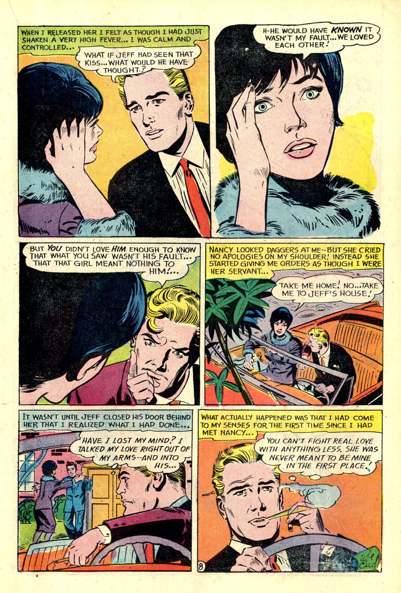 Read online Secret Hearts comic -  Issue #132 - 50