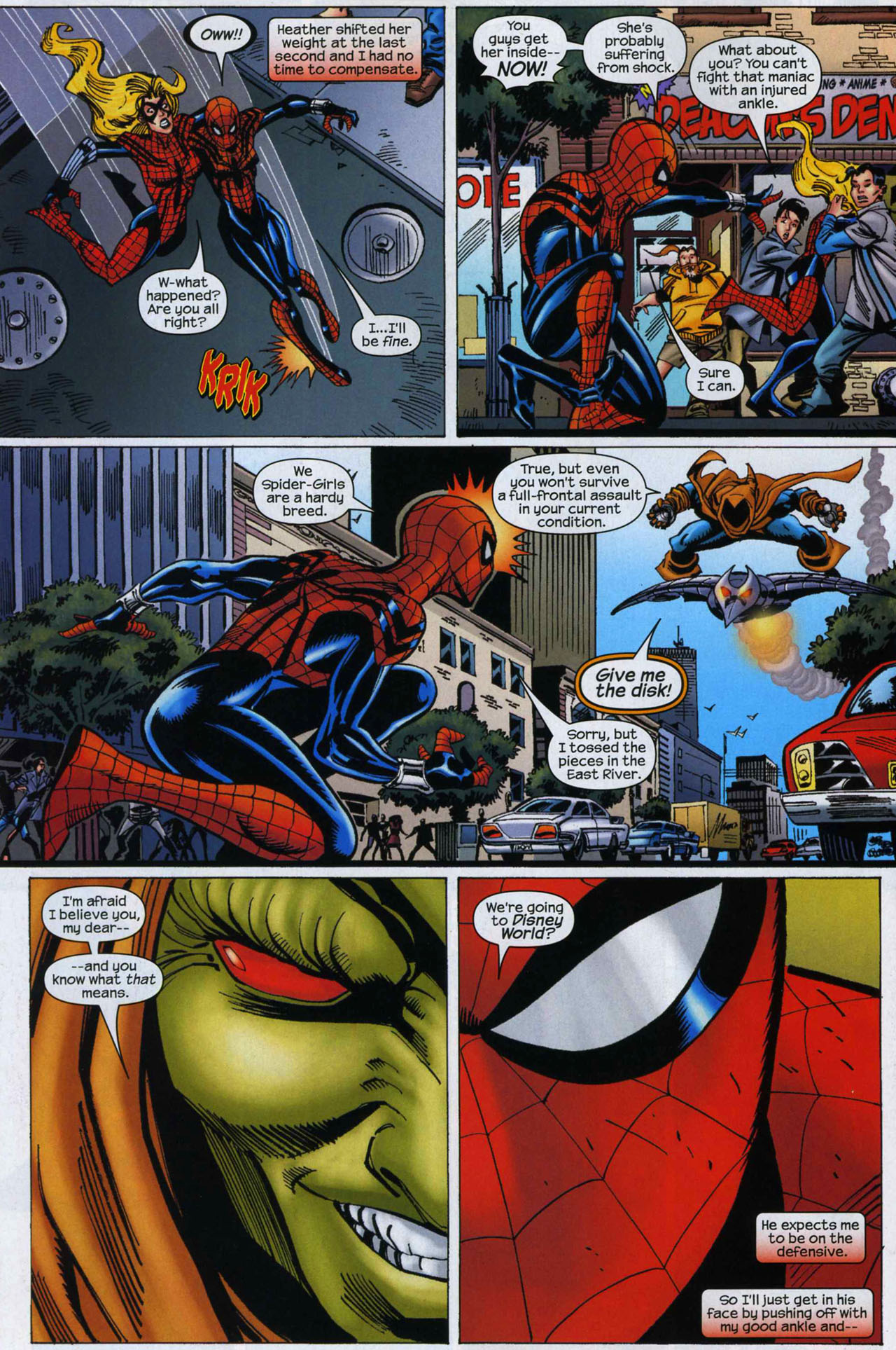 Amazing Spider-Girl #6 #25 - English 18