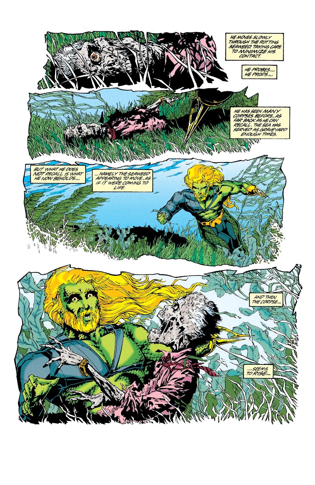 Aquaman (1994) Issue #32 #38 - English 2