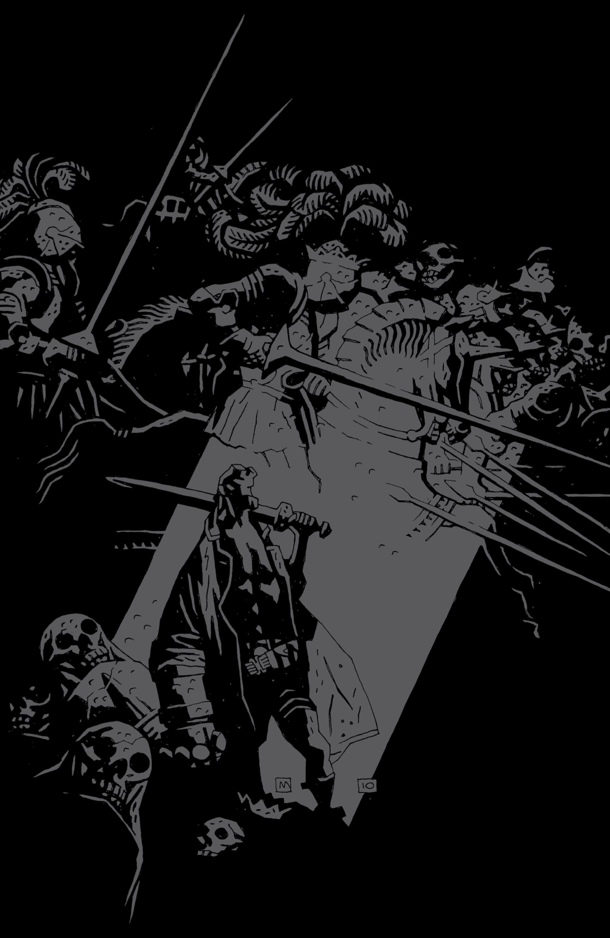 Hellboy chap 12 pic 9