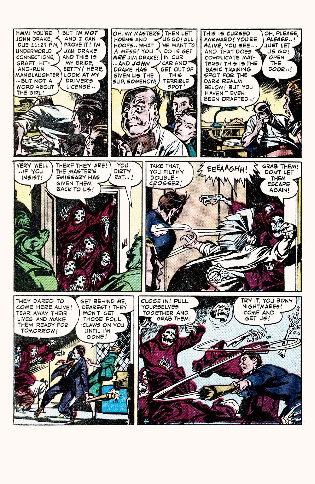 Haunted Horror Issue #5 #5 - English 26