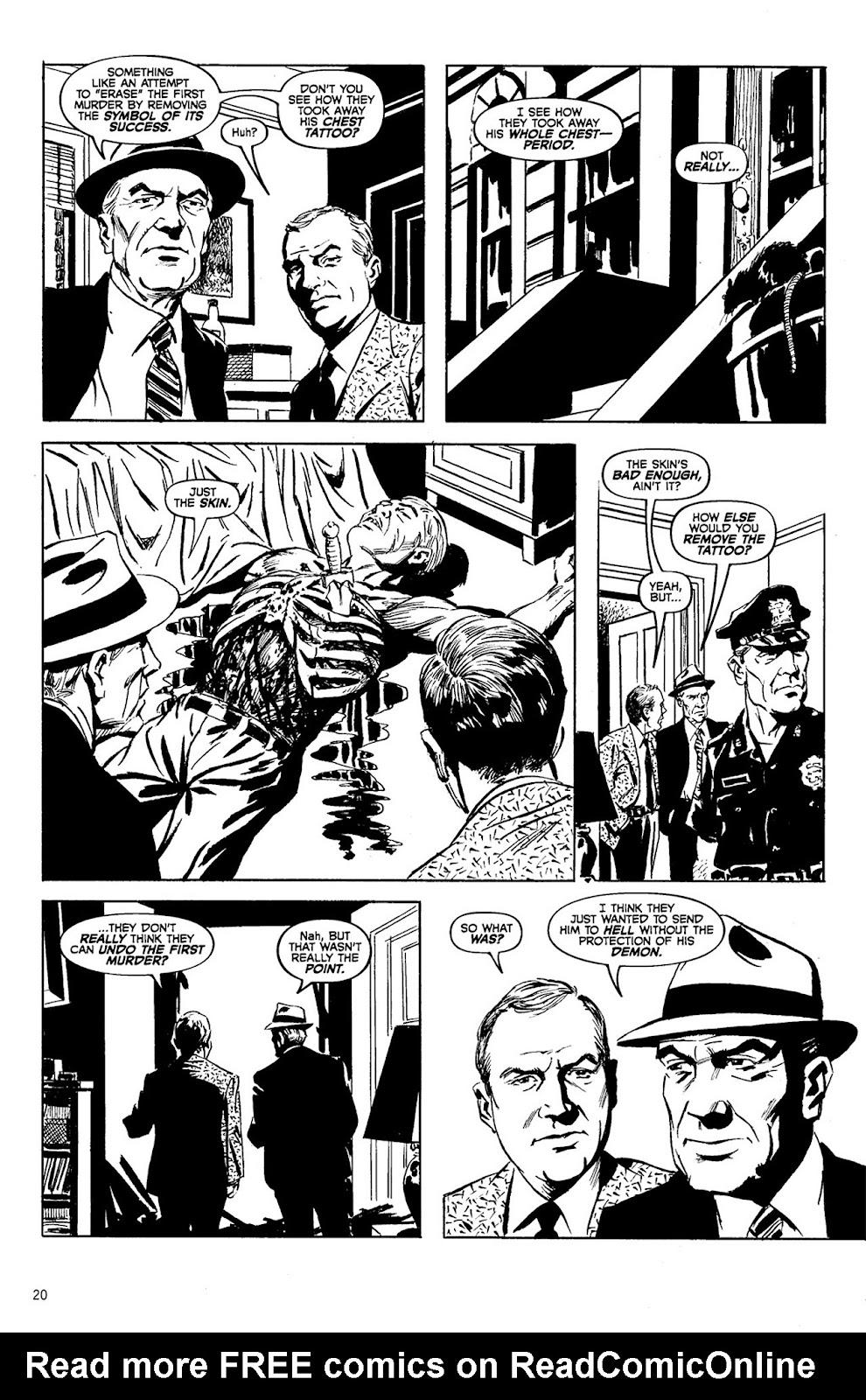 Creepy (2009) Issue #3 #3 - English 22