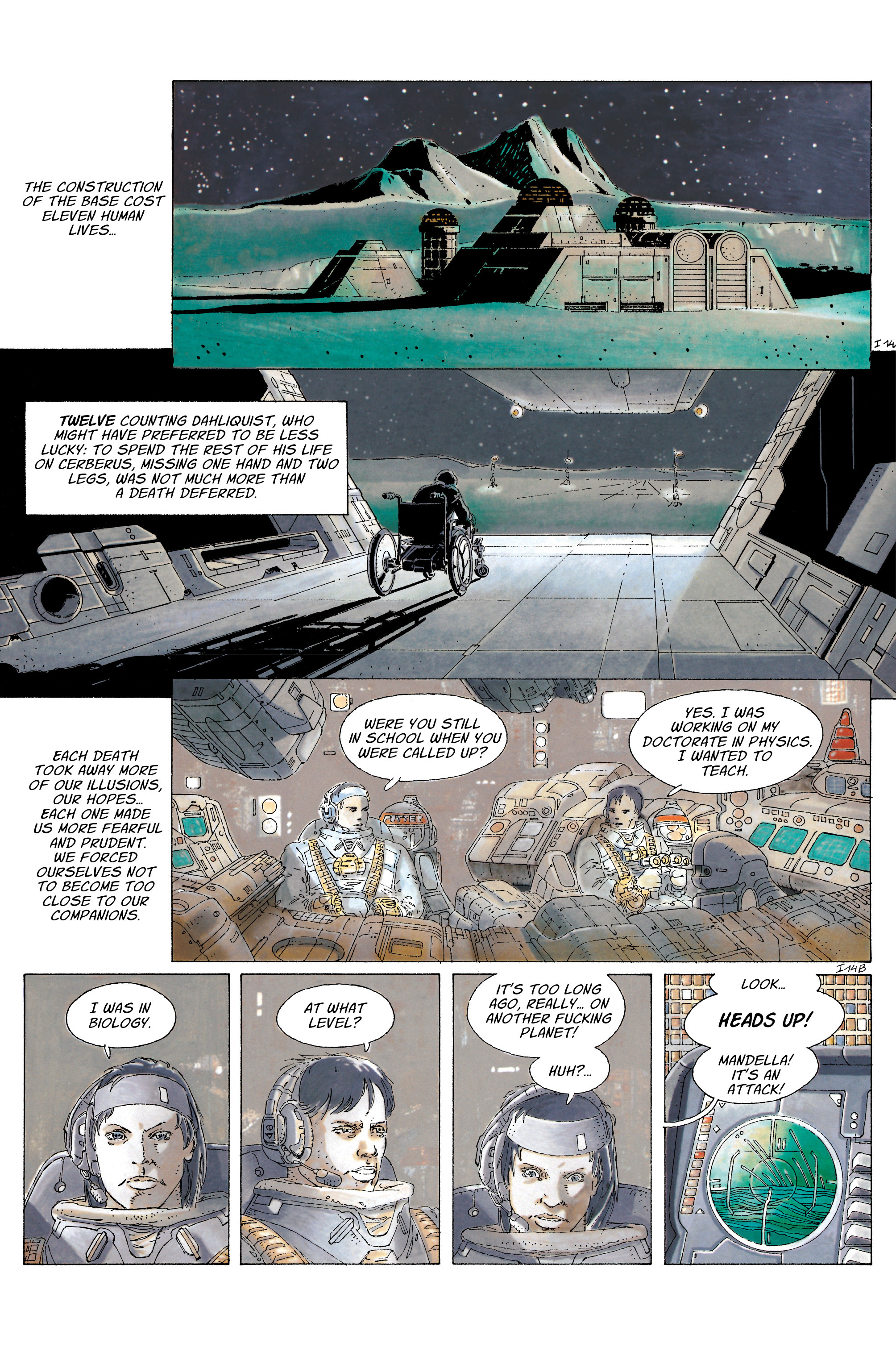 The Forever War (2017) #1 #6 - English 16