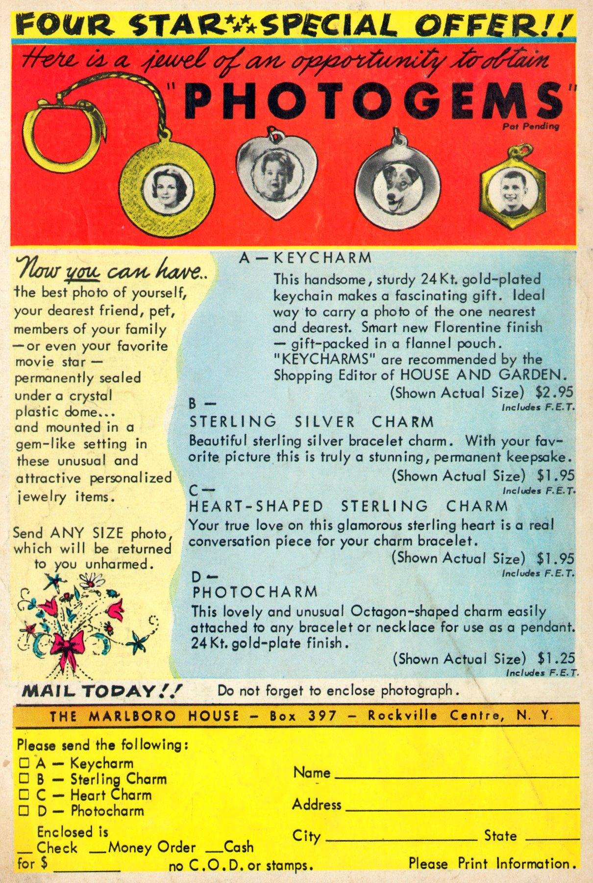Read online Secret Hearts comic -  Issue #96 - 36