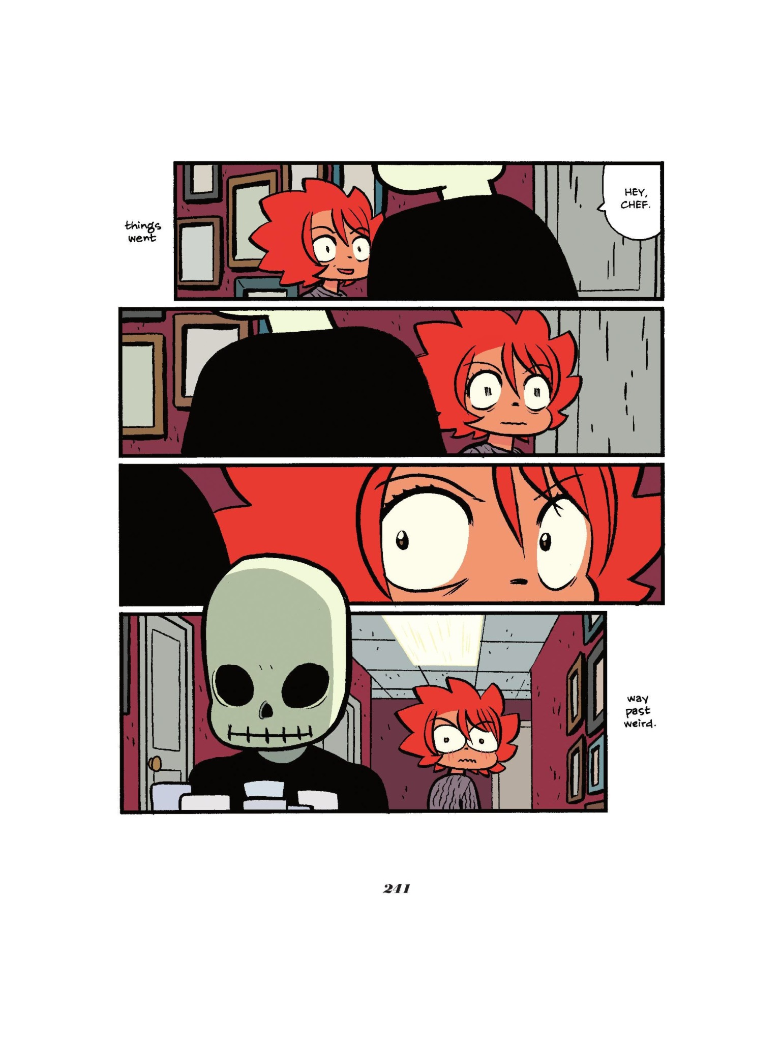 Read online Seconds comic -  Issue # Full - 241