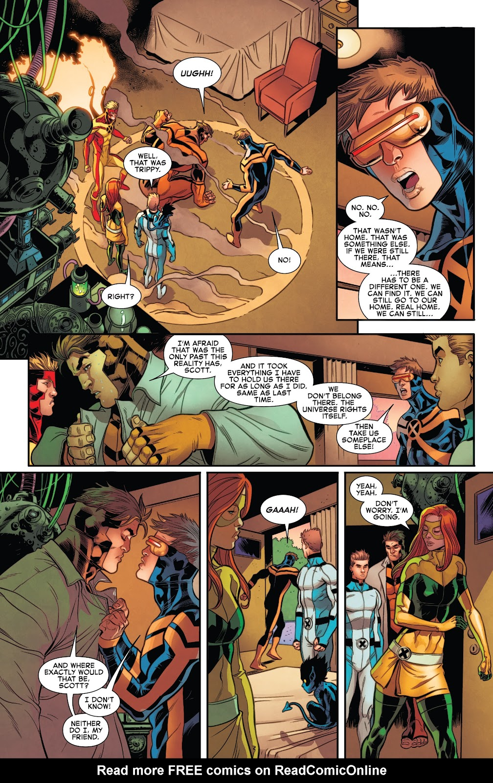 All-New X-Men (2016) Issue #19 #21 - English 18