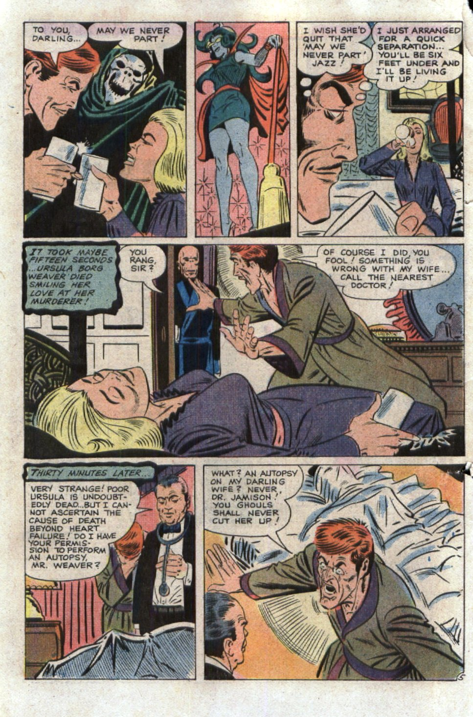 Read online Scary Tales comic -  Issue #16 - 18