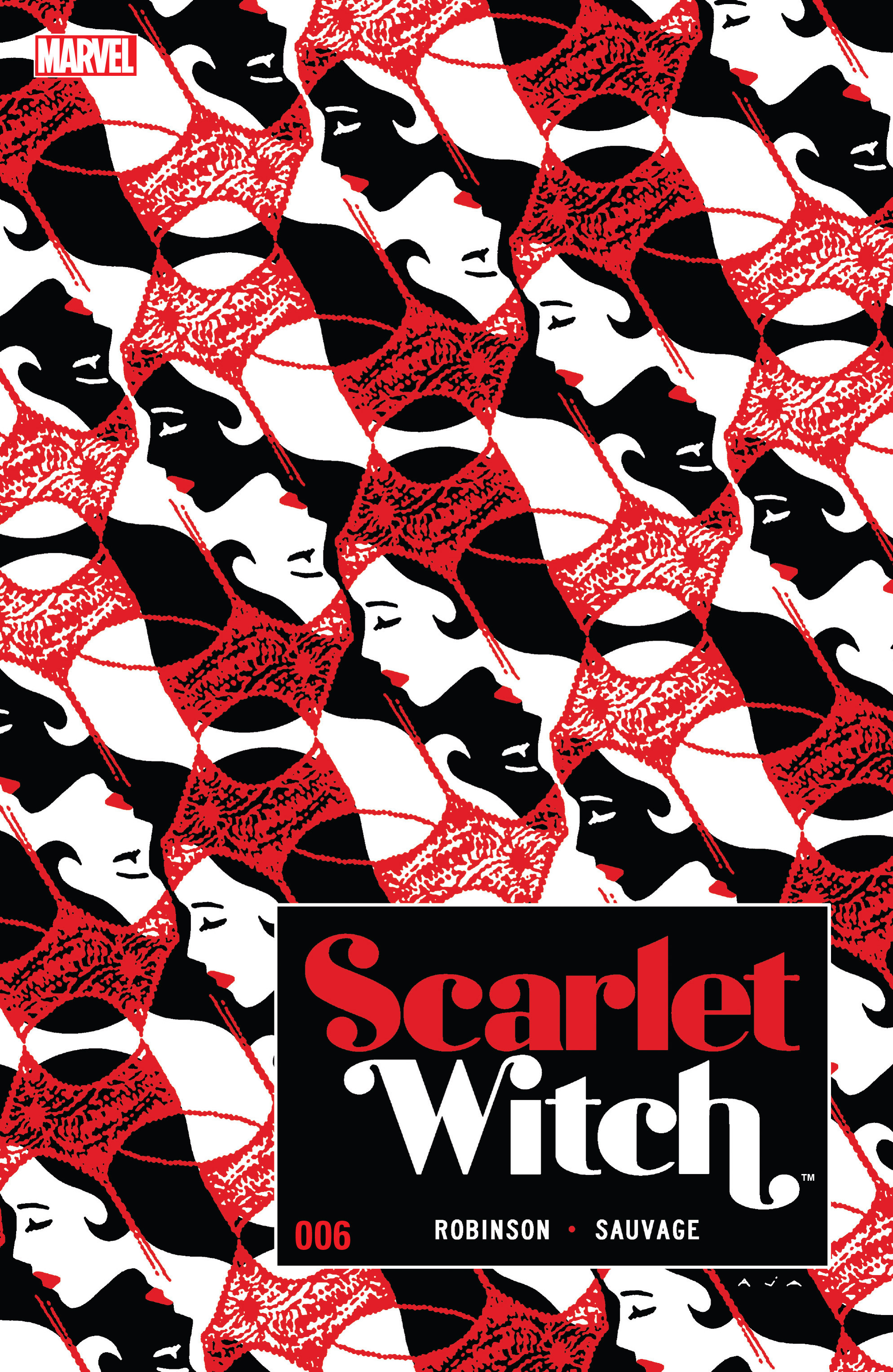 Read online Scarlet Witch (2016) comic -  Issue #6 - 1
