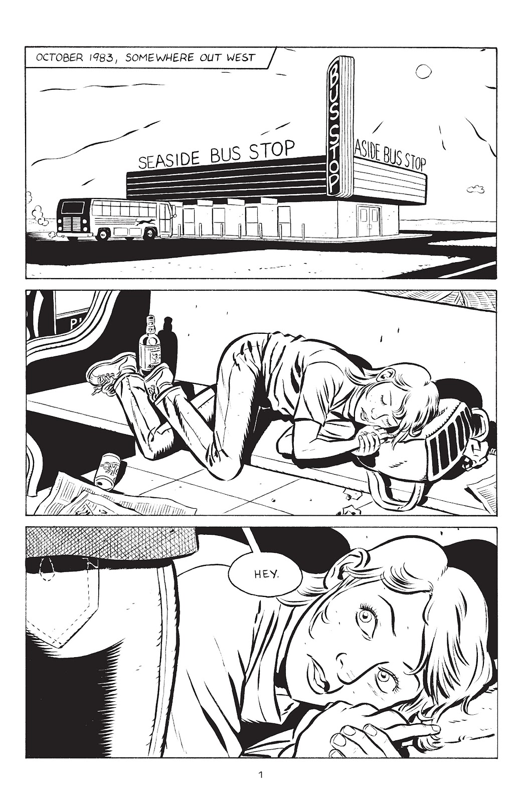 Stray Bullets Issue #27 #27 - English 3