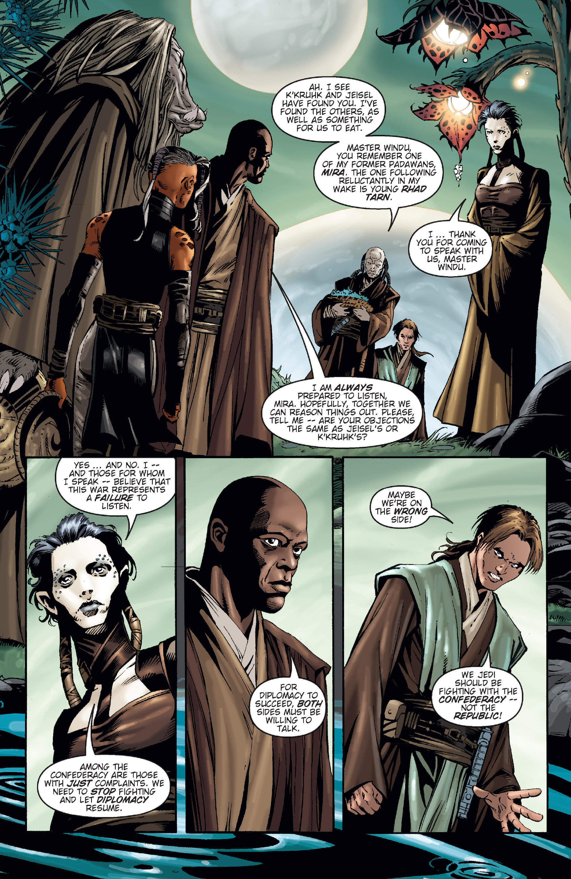 Star Wars Legends Epic Collection: The Clone Wars chap 1 pic 161