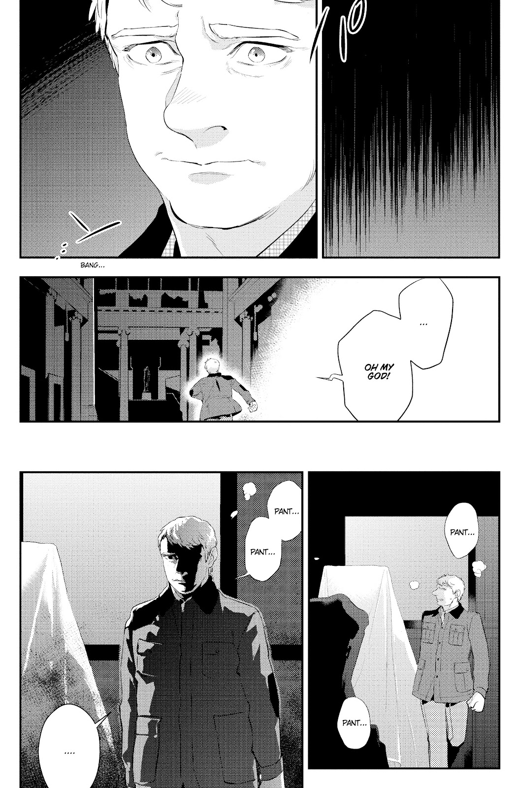 Sherlock: The Blind Banker Issue #4 #4 - English 31