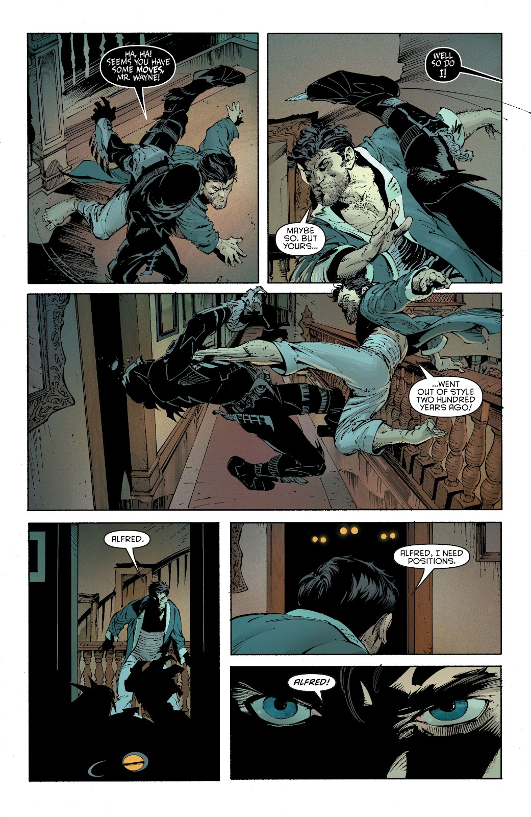Batman (2011) Issue #8 #23 - English 9