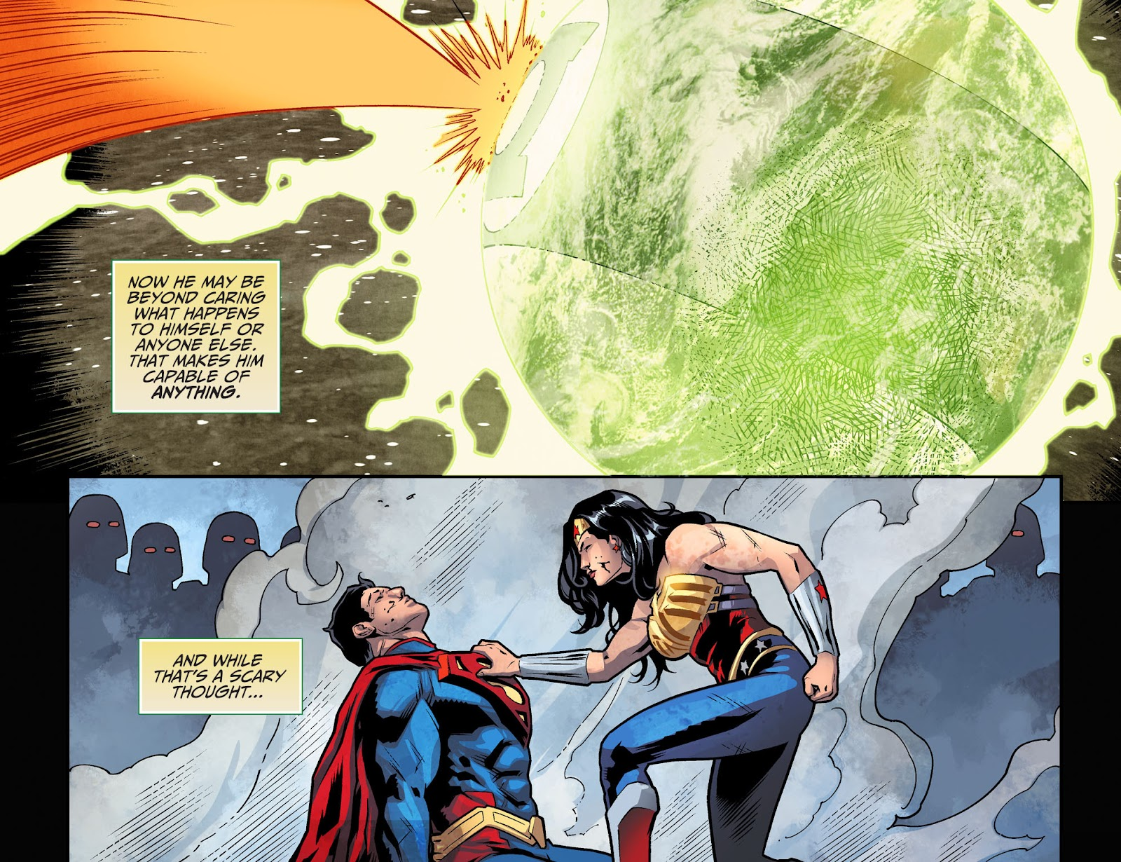 Injustice: Gods Among Us Year Four Issue #9 #10 - English 19