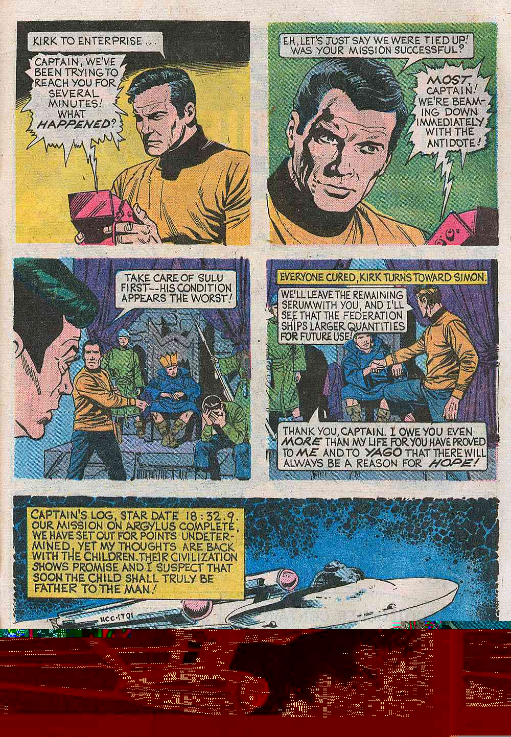 Star Trek (1967) Issue #23 #23 - English 26
