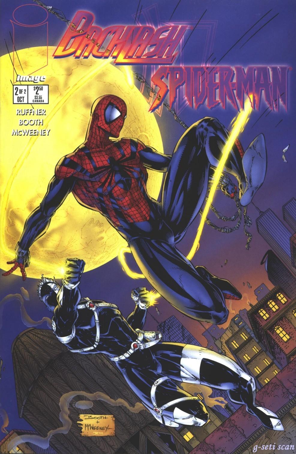 Backlash/Spider-Man 2 Page 1