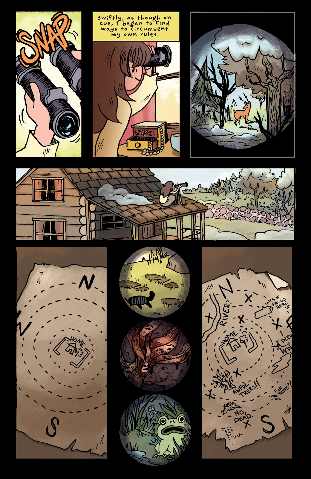 Over the Garden Wall (2016) Issue #1 #1 - English 19