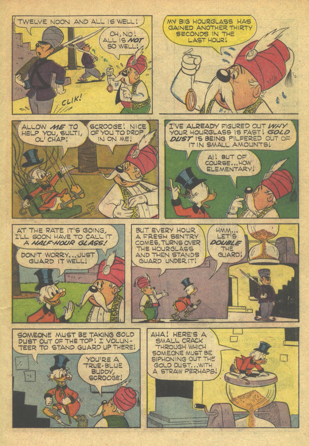 Uncle Scrooge (1953) Issue #79 #79 - English 25