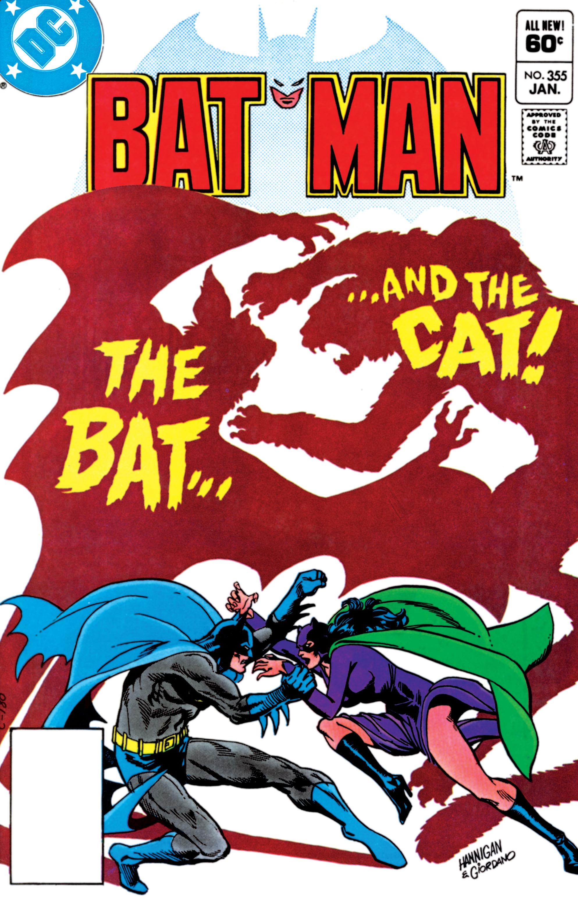 Batman (1940) 355 Page 1