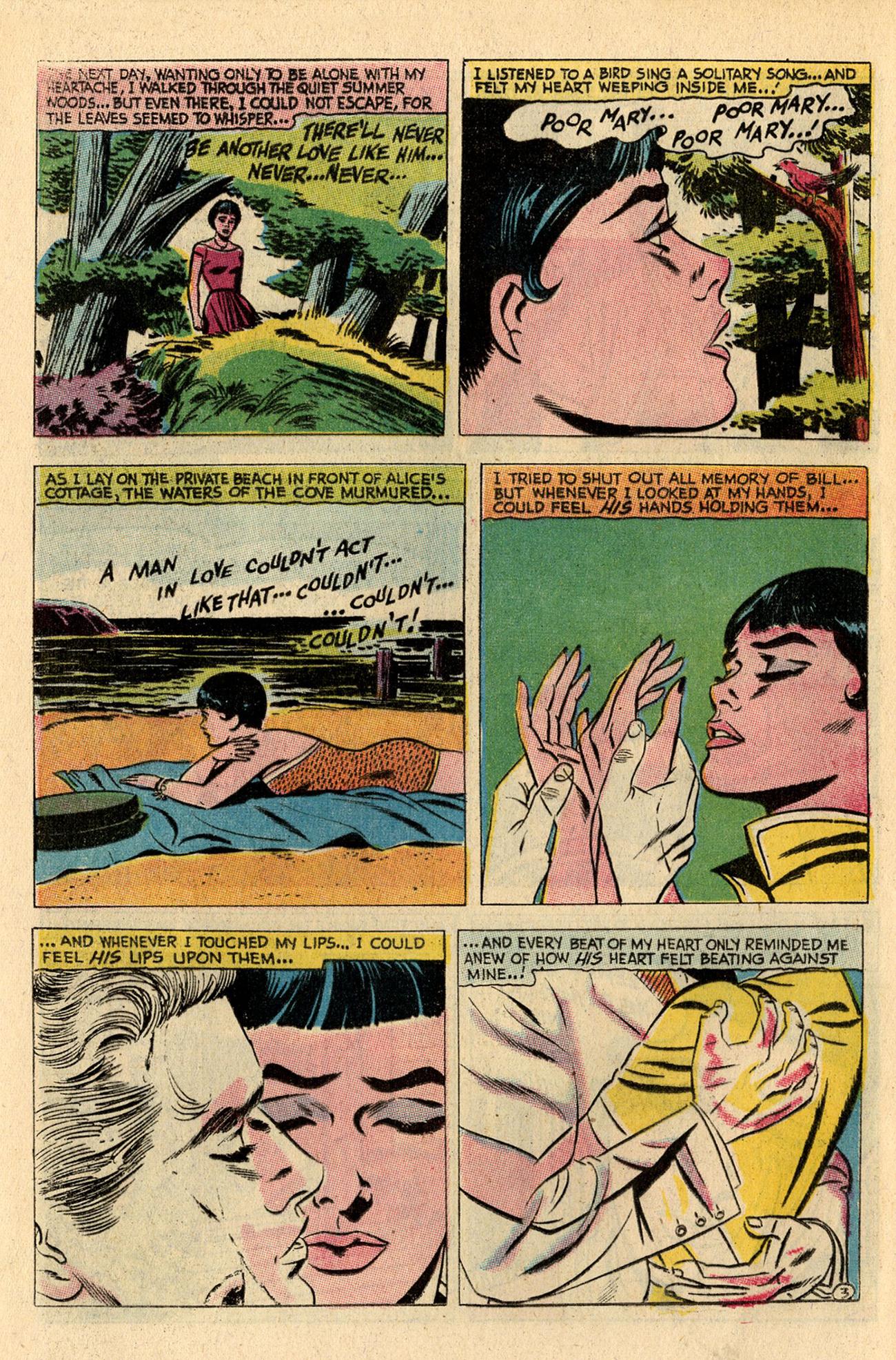 Read online Secret Hearts comic -  Issue #138 - 12