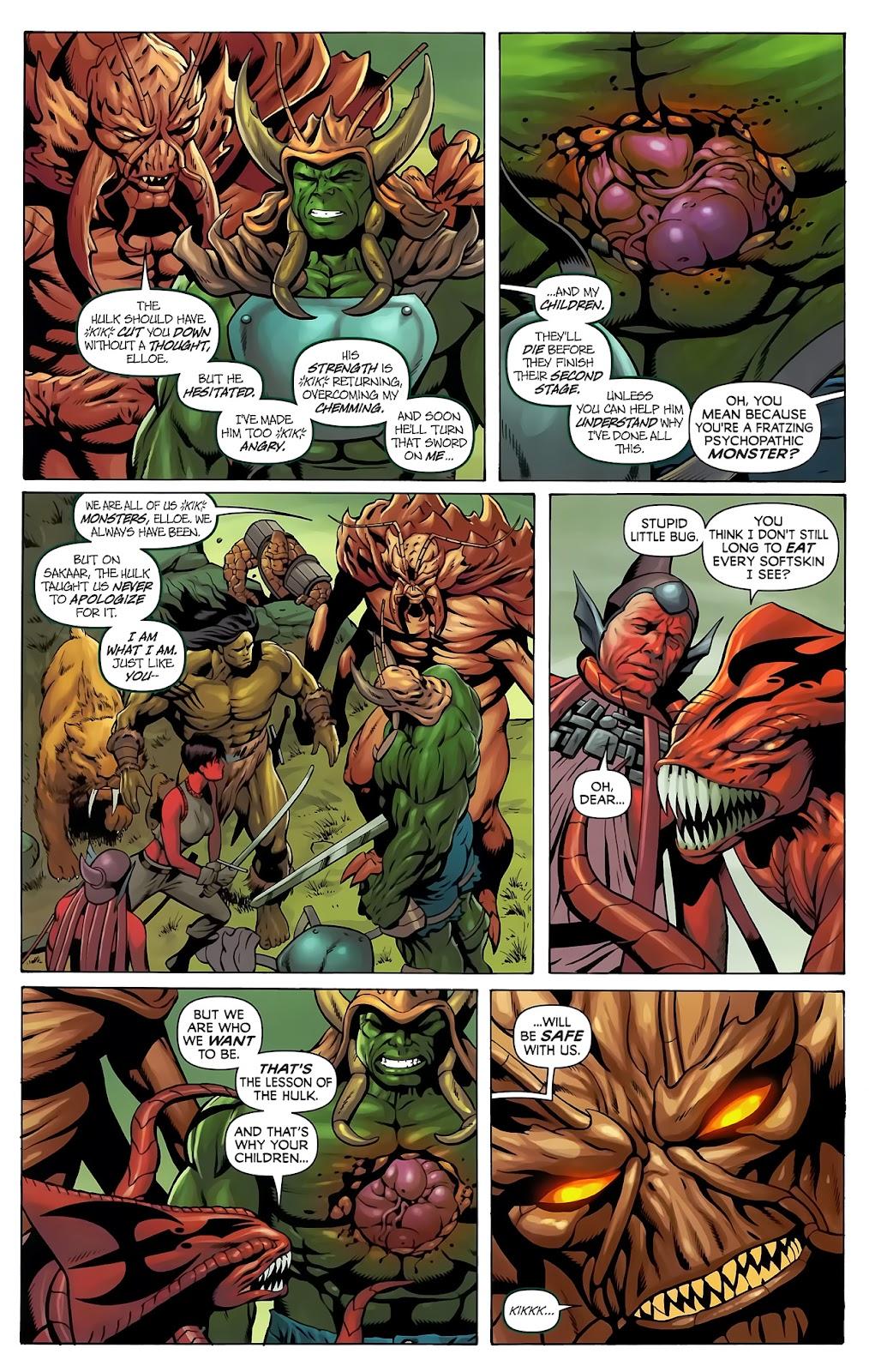 Incredible Hulks (2010) Issue #625 #15 - English 13