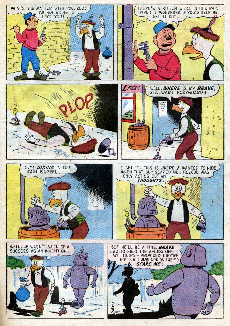 Uncle Scrooge (1953) #20 #385 - English 33