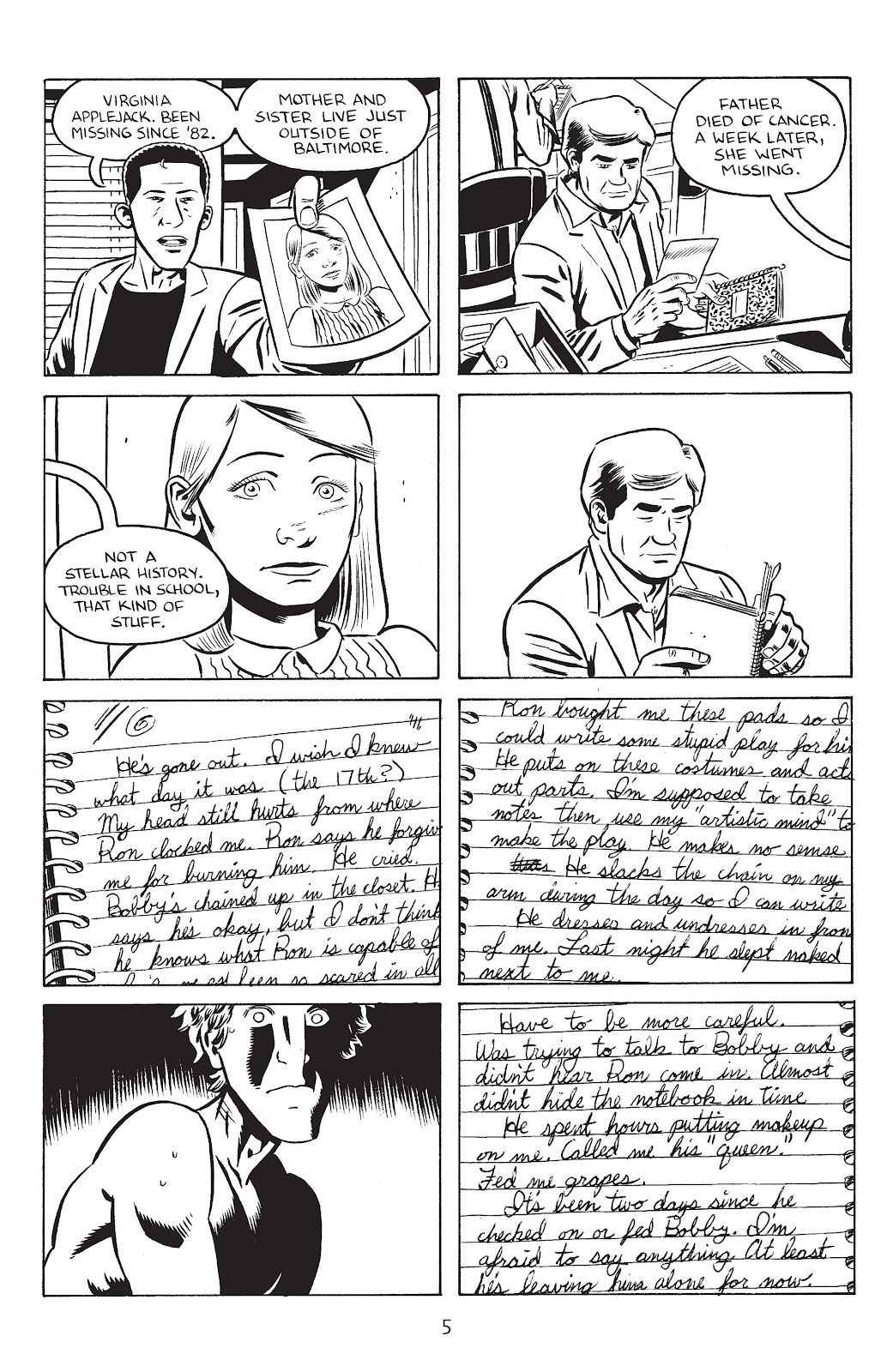 Stray Bullets Issue #29 #29 - English 7