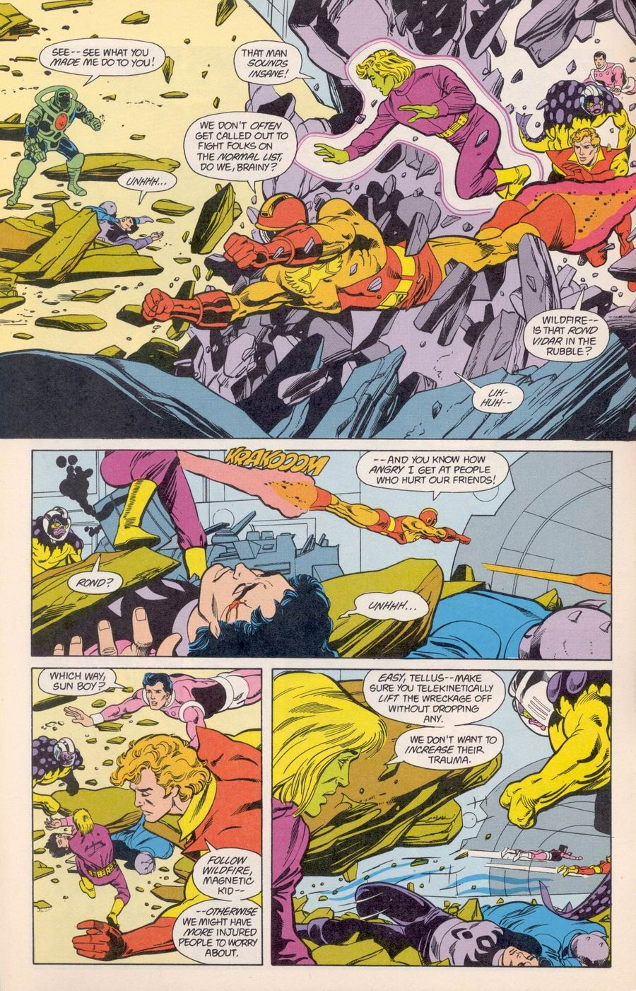 Tales of the Legion Issue #347 #34 - English 9