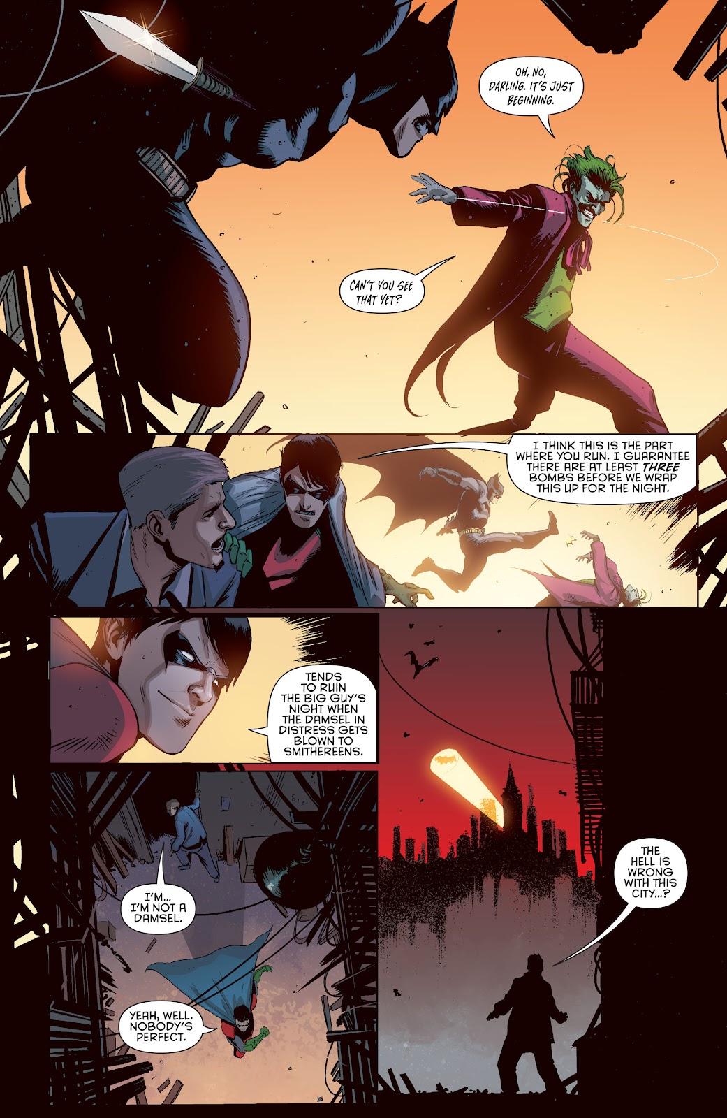 Batman (2011) Annual 3 #13 - English 14