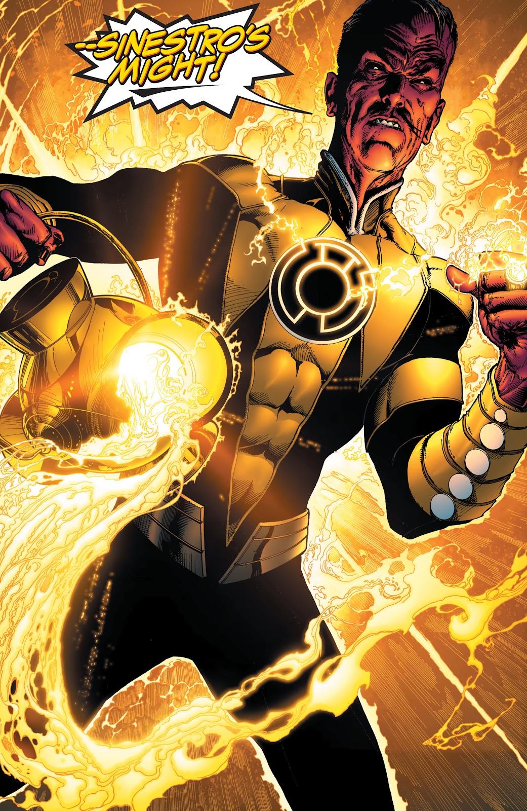 Green Lantern: The Sinestro Corps War Full #1 - English 10
