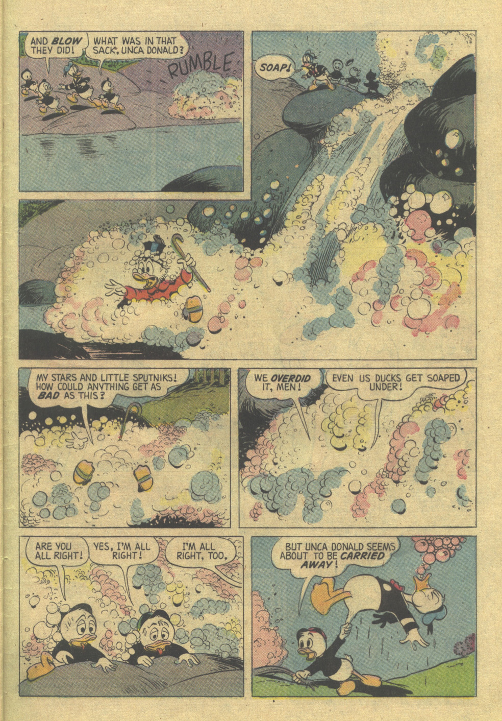 Uncle Scrooge (1953) Issue #110 #110 - English 29